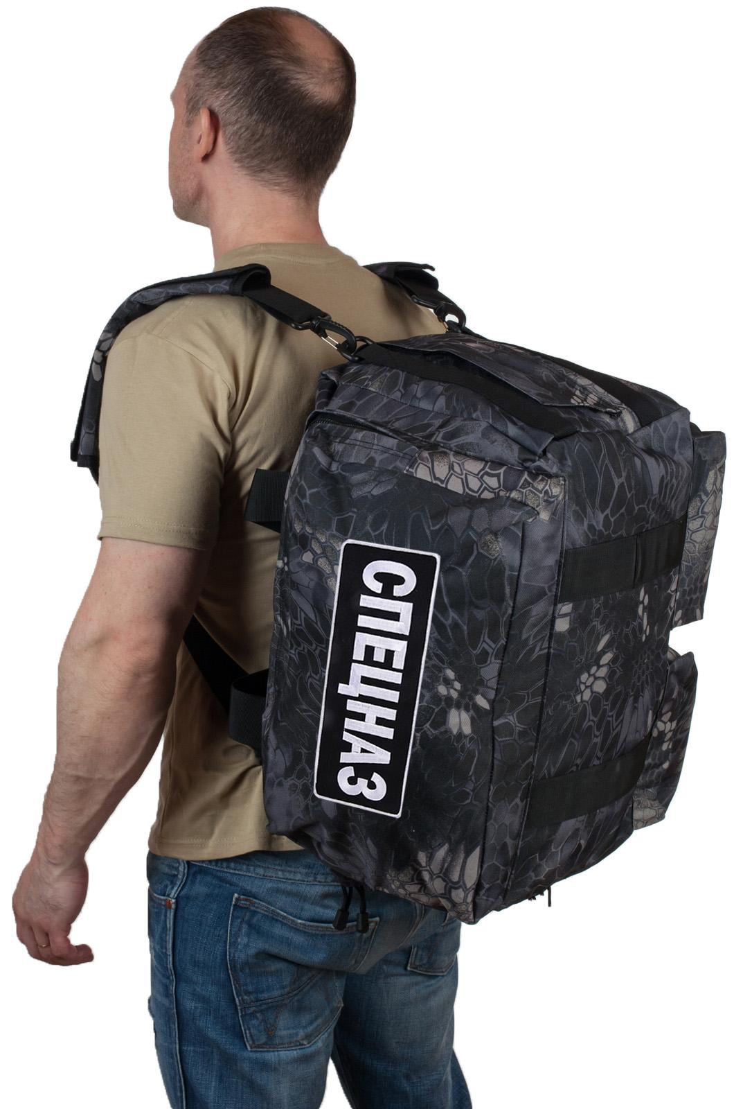 Камуфляжные тактически сумки Спецназа