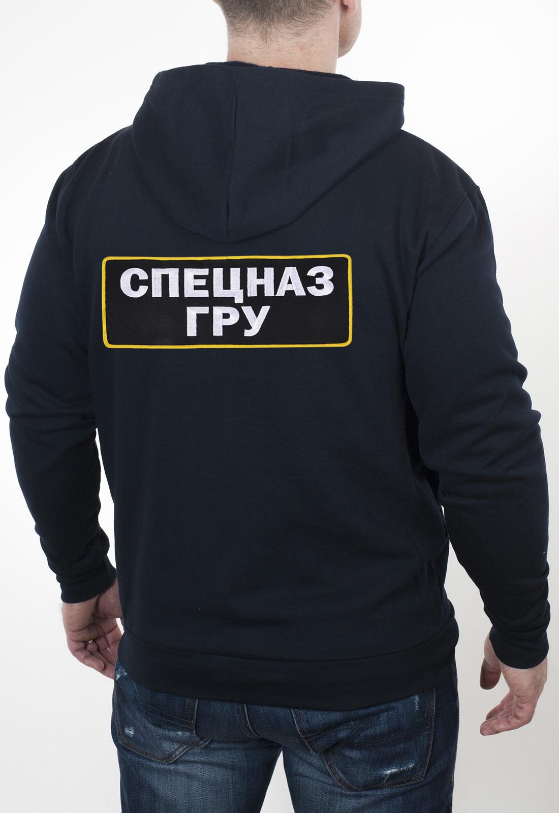 Продажа формы с символикой ГРУ: толстовки, шорты, футболки, кепки