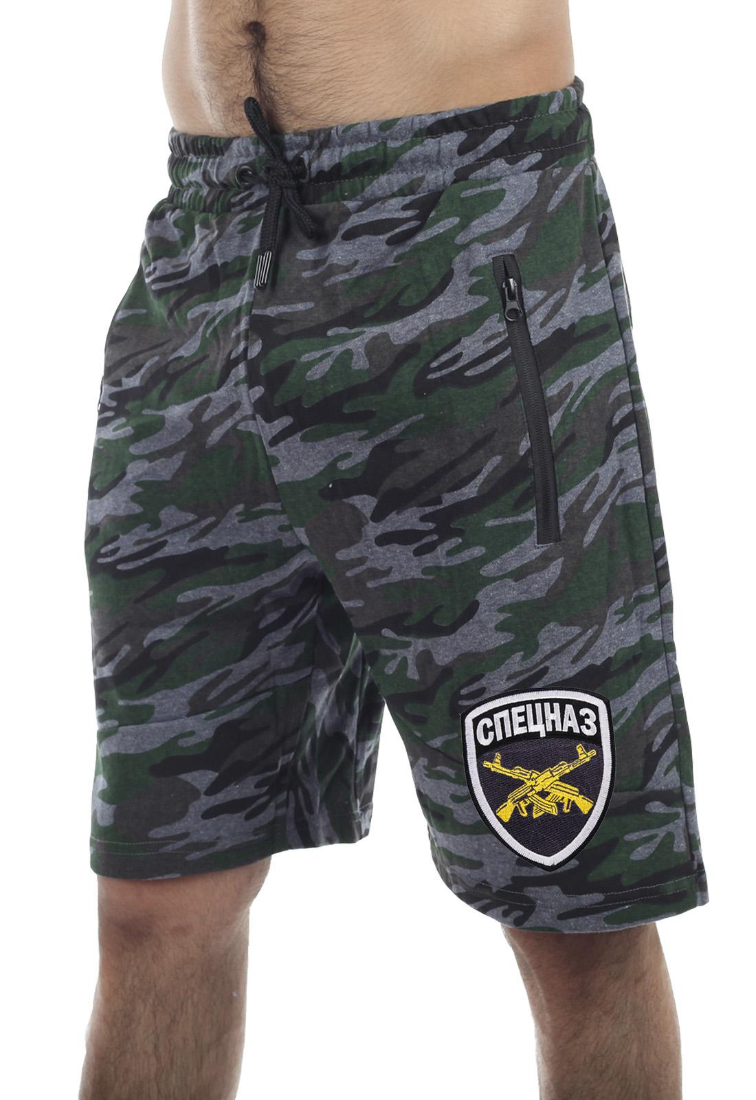 Купить в интернет магазине мужские шорты Woodland для Спецназа