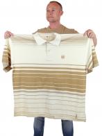 Демократичная футболка поло – легко впишется в любой образ. Коллекция от бренда Bare Fox – это модные и комфортные вещи, в которых большие мужчины чувствуют себя уверенно и свободно!