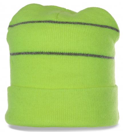 Спортивная шапка из трикотажа. Сделает Вашу жизнь ярче и комфортней. Не купишь, не оценишь