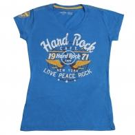 Спортивная женская футболка от бренда Hard Rock®