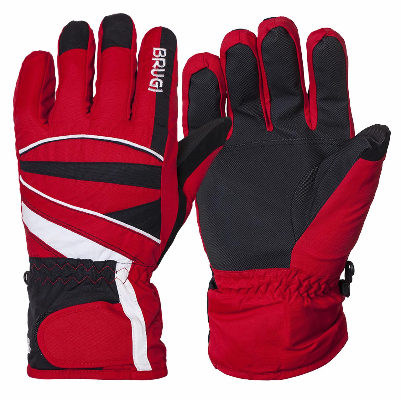 Спортивные горнолыжные перчатки Brugi