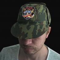 "Статусная кепка ""Морская пехота"""