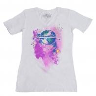 Стильная футболка для девочки Universal Studius. Натуральный хлопок, приятная ткань. Заказывайте!