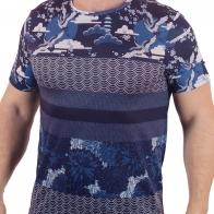Эффектная мужская футболка Max Youngmen