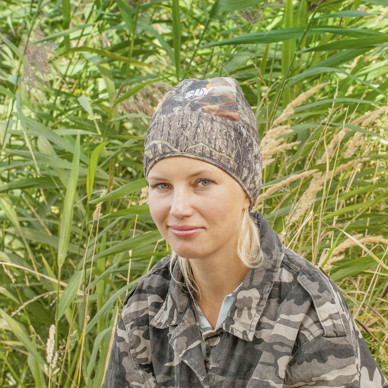 Недорого купить женскую шапку SUY в интернет магазине Военпро