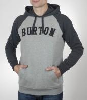 Стильная толстовка Burton для модных парней. Ограниченная серия!