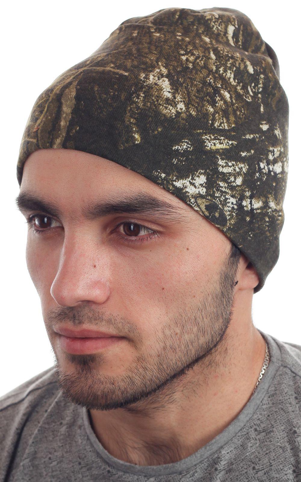 Купить мужскую вязаную шапочку онлайн