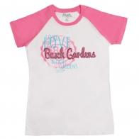 Стильная женская футболка от бренда Busch Gardens® (США)