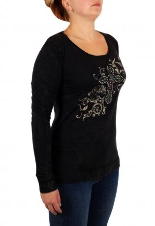 Стильная женская кофта Panhandle Slim. Минимализм ВСЕГДА в моде. Рекомендуем купить под джинсы или брюки