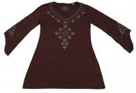 Стильное винтажное платье первоклассного качества Panhandle Slim модная штучка