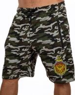 Стильные мужские шорты из камуфляжа