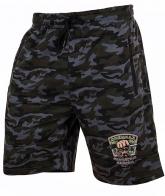 Стильные мужские шорты с эмблемой Охотничьих войск