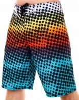 Стильные шорты  Quiksilver® для пляжных вечеринок