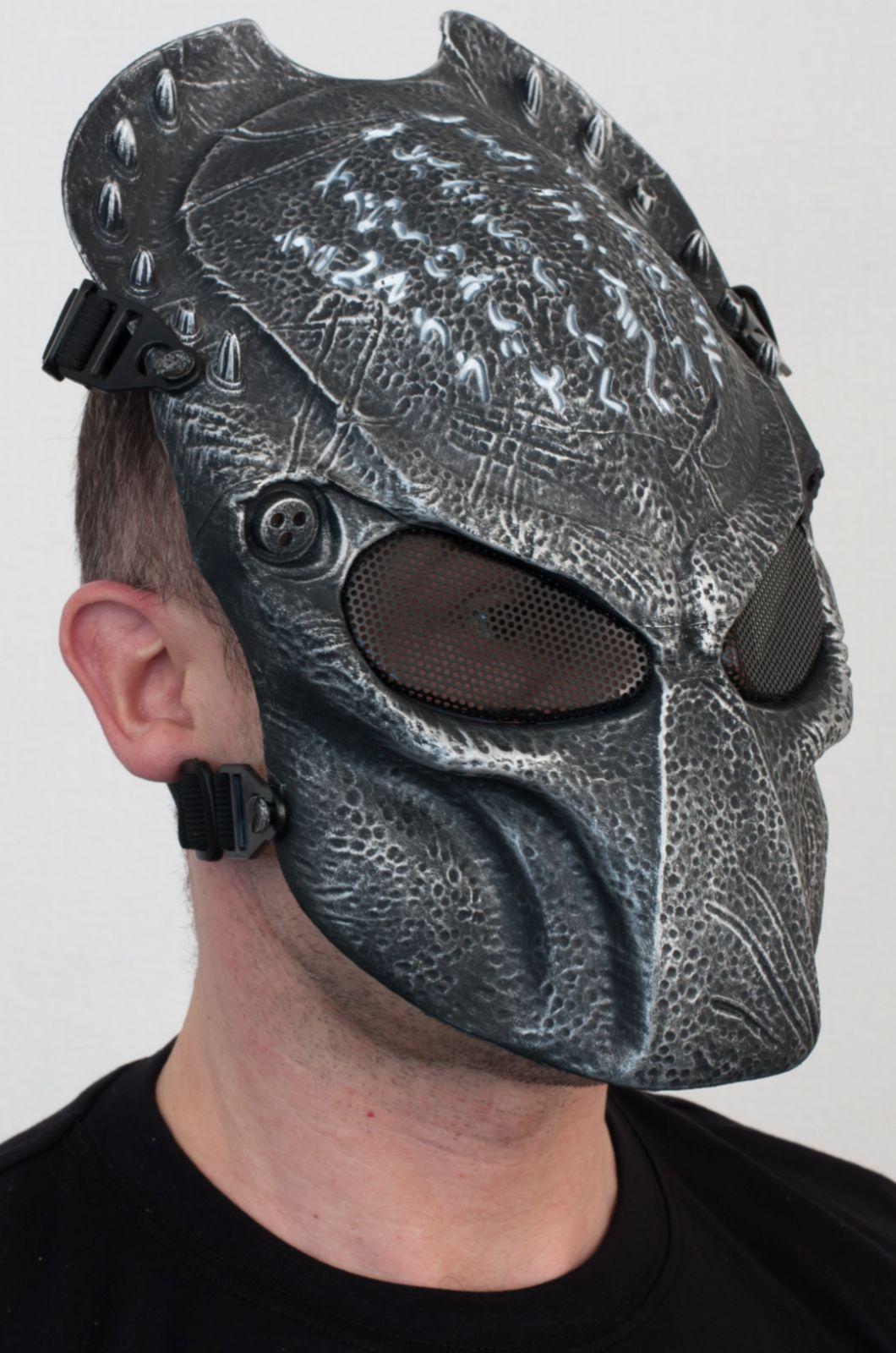 """Страйкбольная маска """"Хищник"""""""