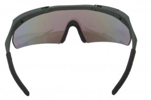 Стрелковые очки с 3 сменными линзами с доставкой