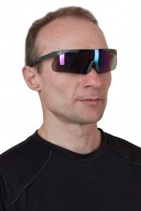 Стрелковые очки с 3 сменными линзами - купить по лучшей цене