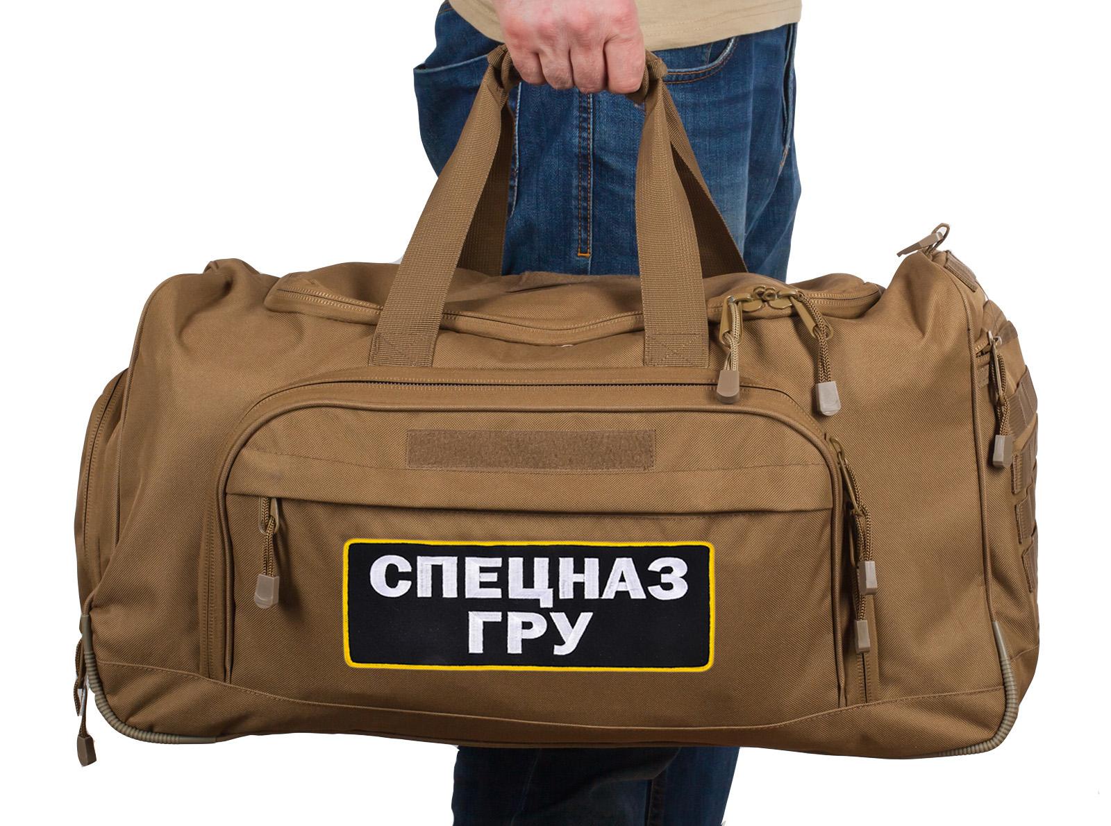 Недорогие тактические сумки Coyote для спецназа ГРУ