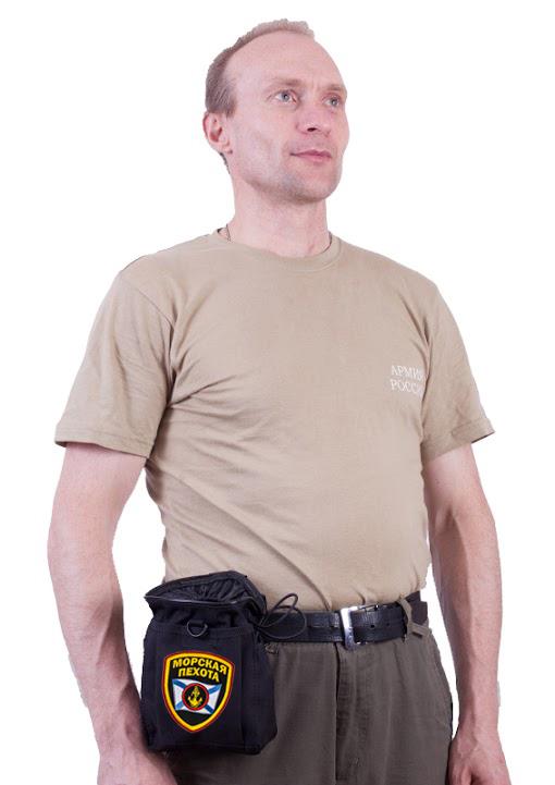 Сумки и подсумки для фляг: от разведки до пехоты