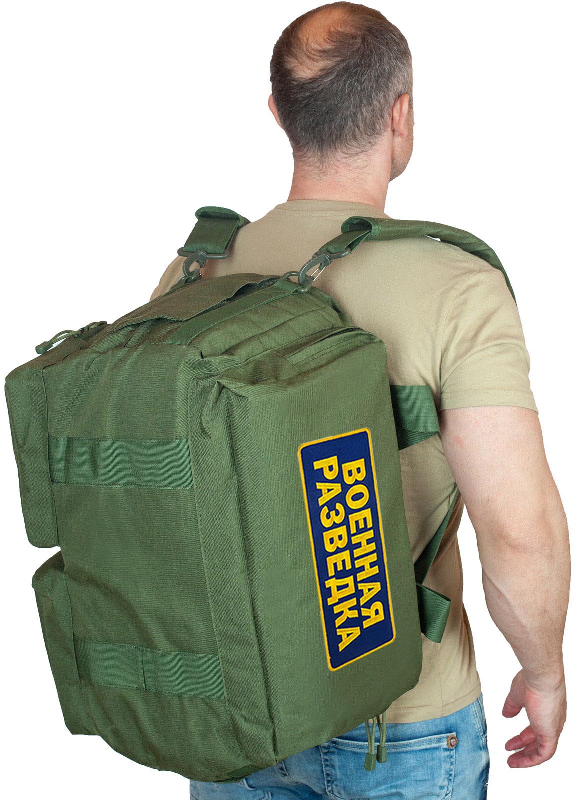 Продажа по Москве и России качественного тактического снаряжения: сумки и рюкзаки разведчиков