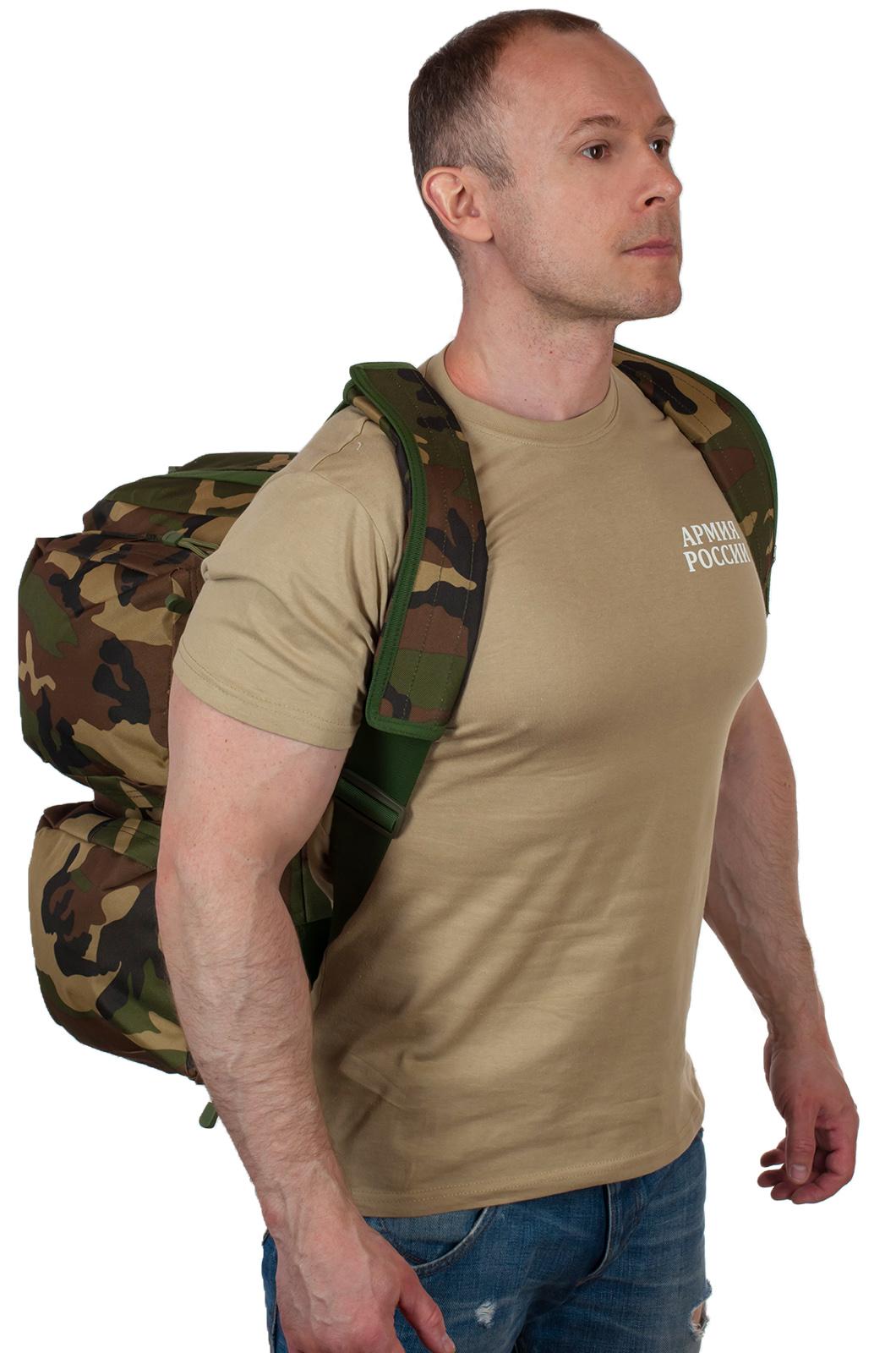 Купить военную сумку и другое снаряжение ГРУ
