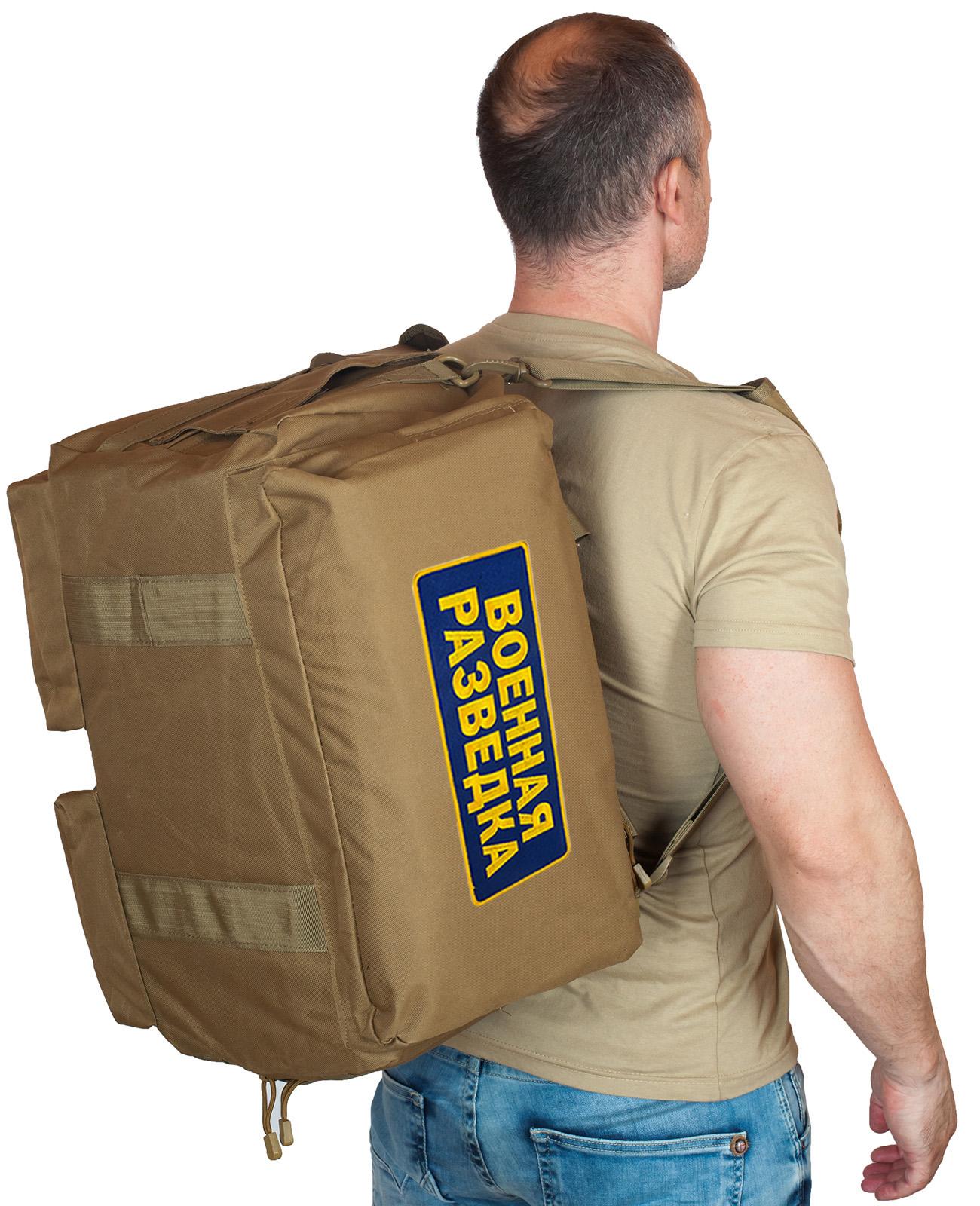 Купить недорогой, но качественный рюкзак военной разведки