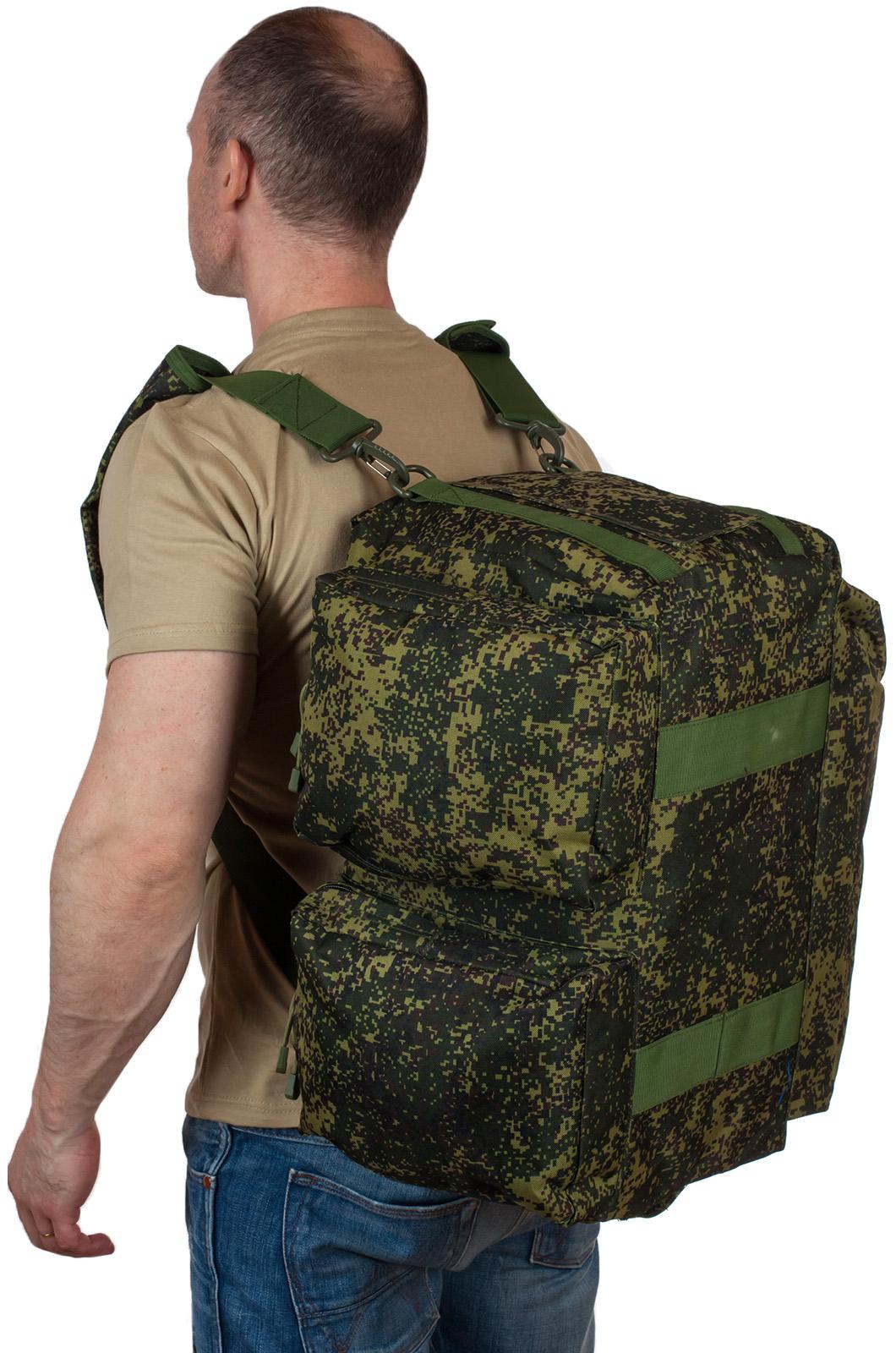 Купить сумку рюкзак с нашивкой ВДВ