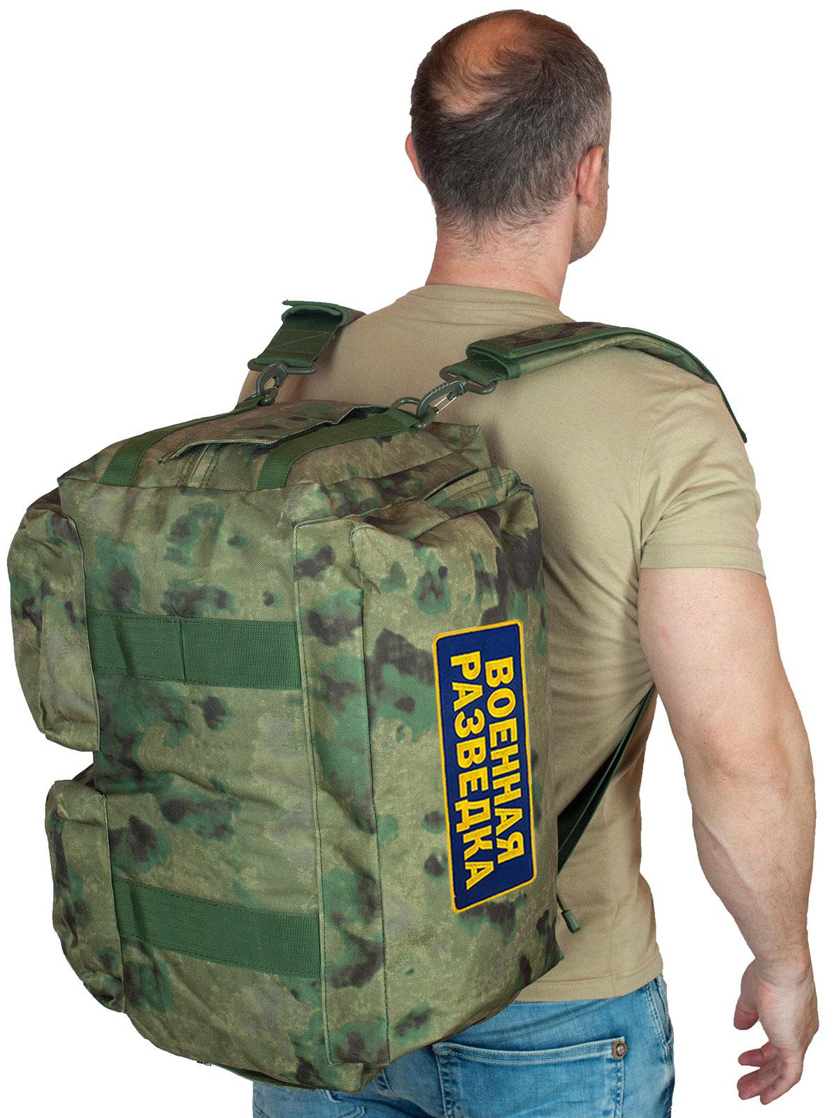 Тактическое снаряжение Военной разведки: сумки и рюкзаки всех видов и размеров