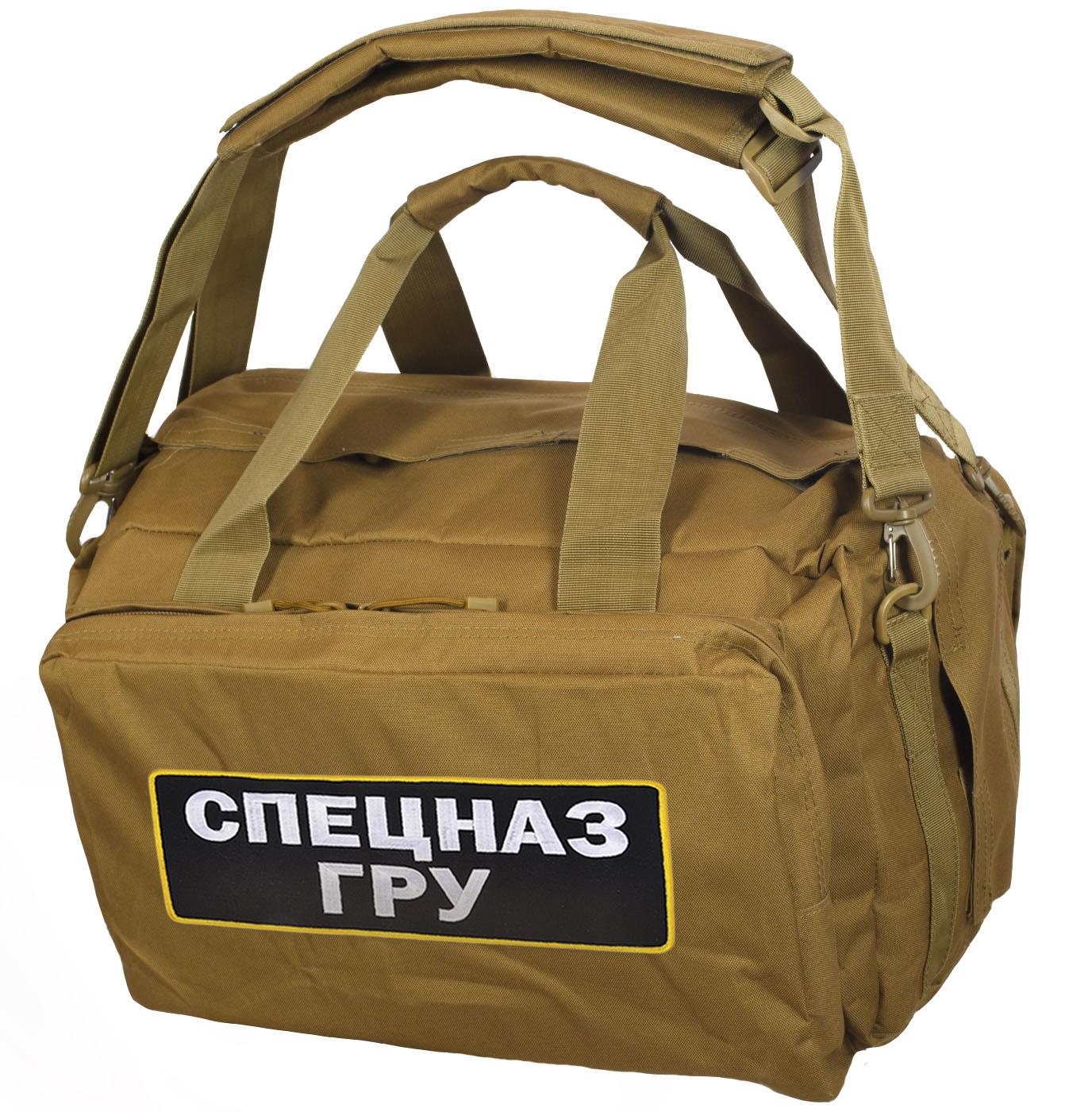 Тактические сумки Спецназа ГРУ от интернет магазина Военпро