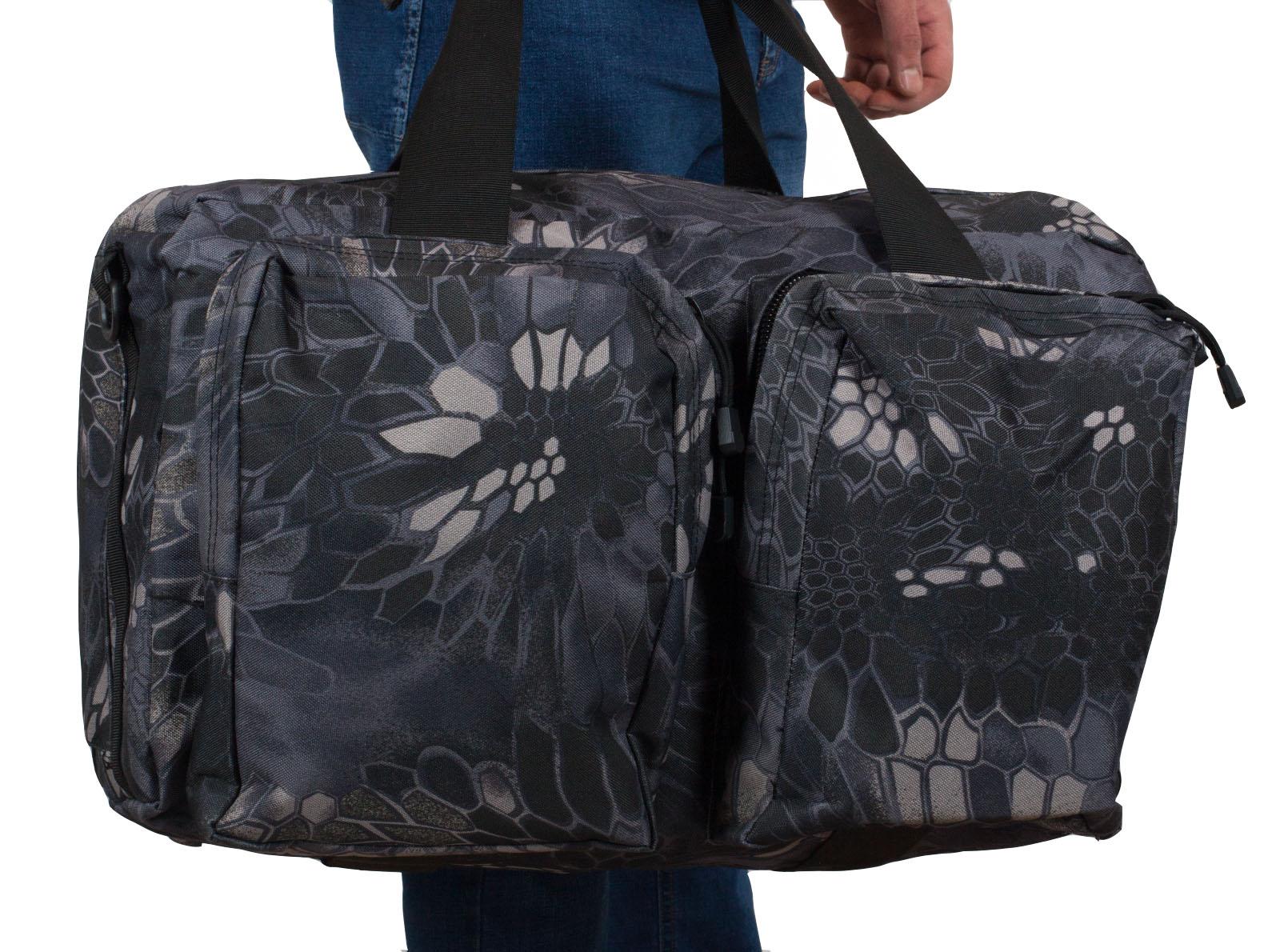 Купить в интернет магазине камуфляжную тактическую сумку