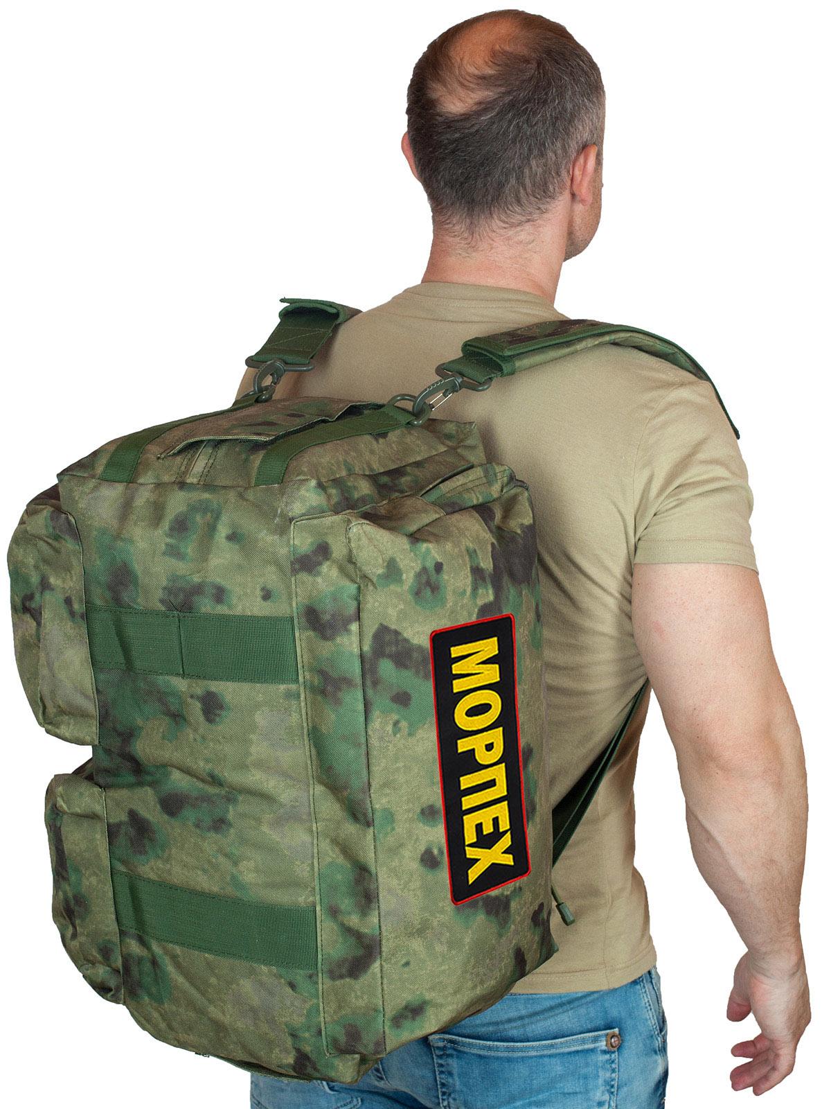 Купить в интернет магазине сумку Морской пехоты