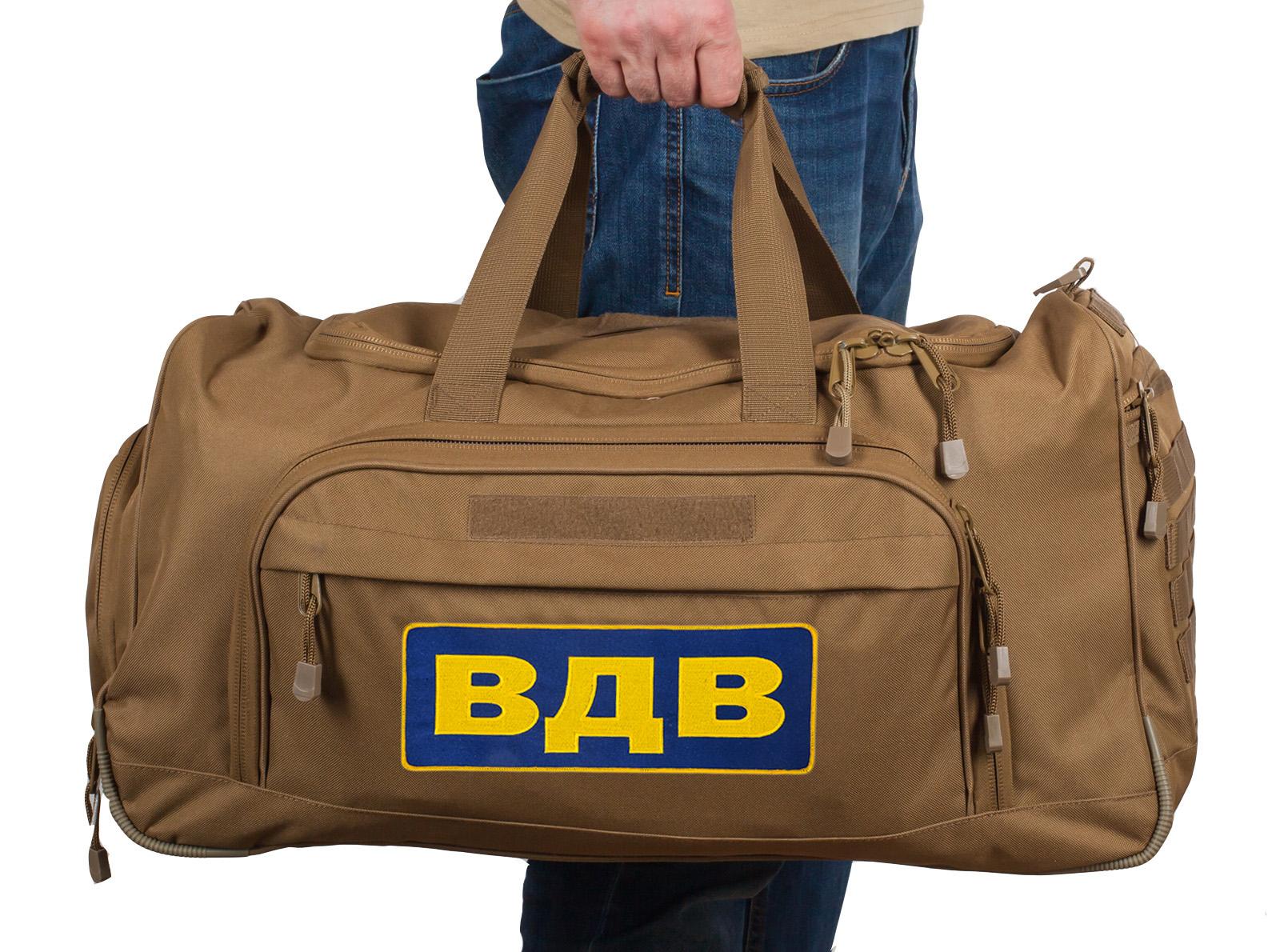 Купить в интернет магазине Военпро походную сумку ВДВ с доставкой