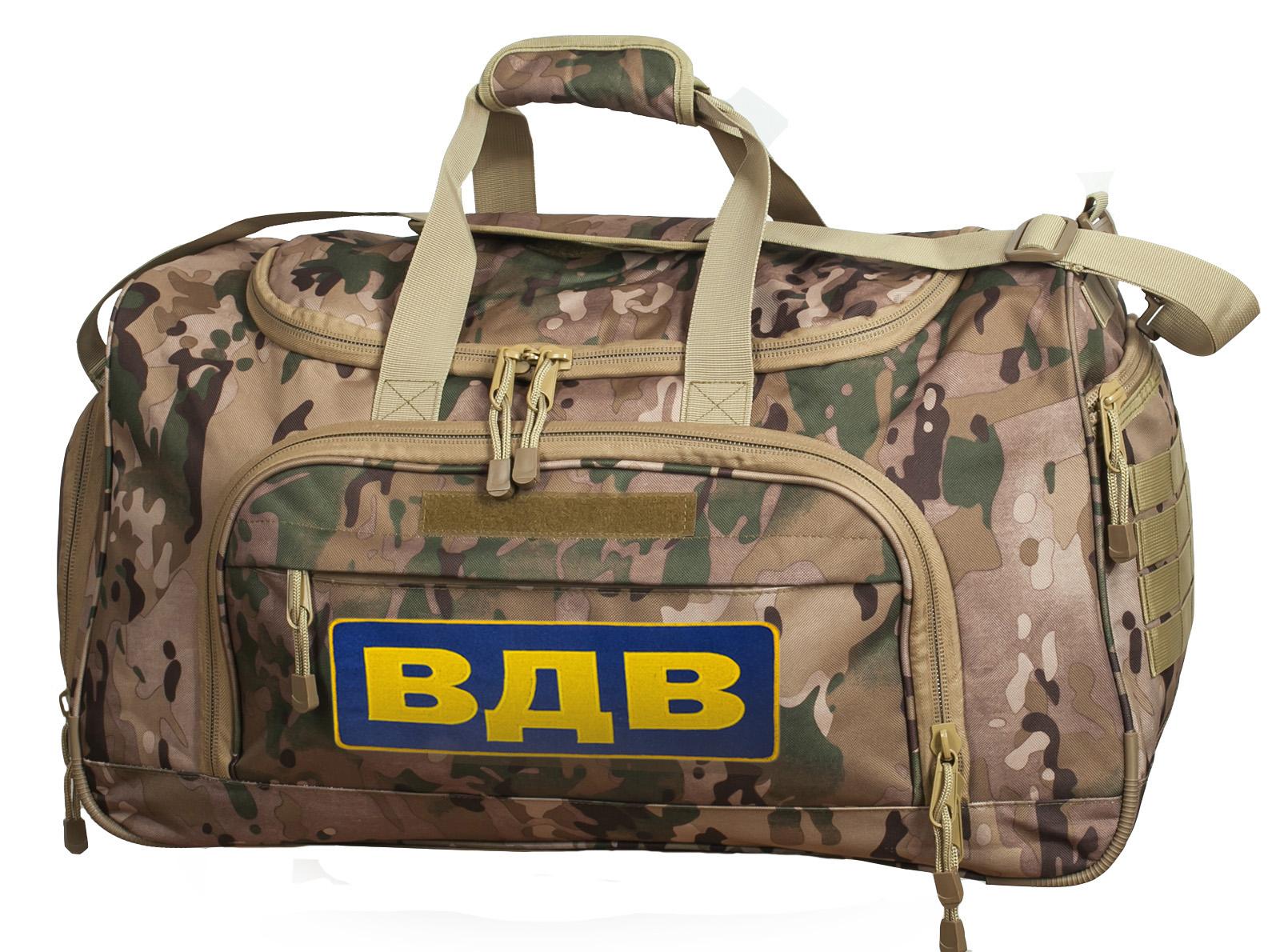 Купить камуфляжную сумку ВДВ в военторге Военпро