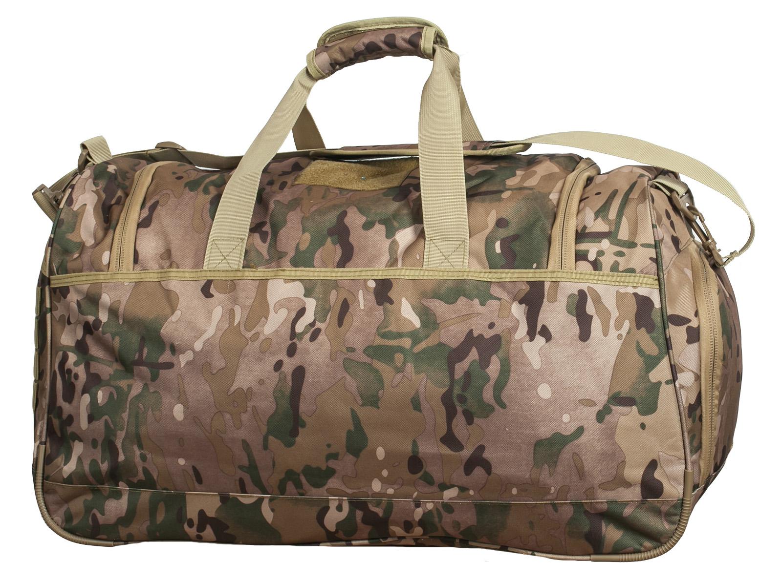 Недорогое, но испытанное на прочность военное снаряжение: сумки и рюкзаки Десанта