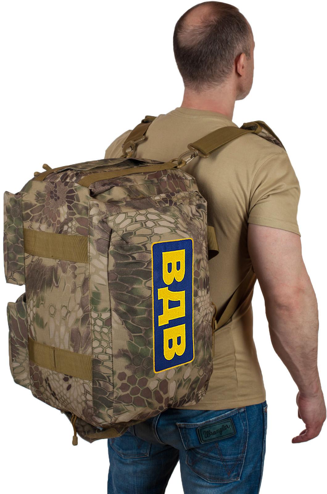 Снаряжение и амуниция ВДВ: от ножей до сумок