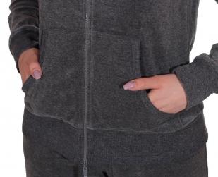 Суперстильный костюм для дома от бренда She (Италия) - карман кенгуру