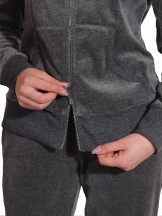 Суперстильный костюм для дома от бренда She (Италия) - застежка-молния