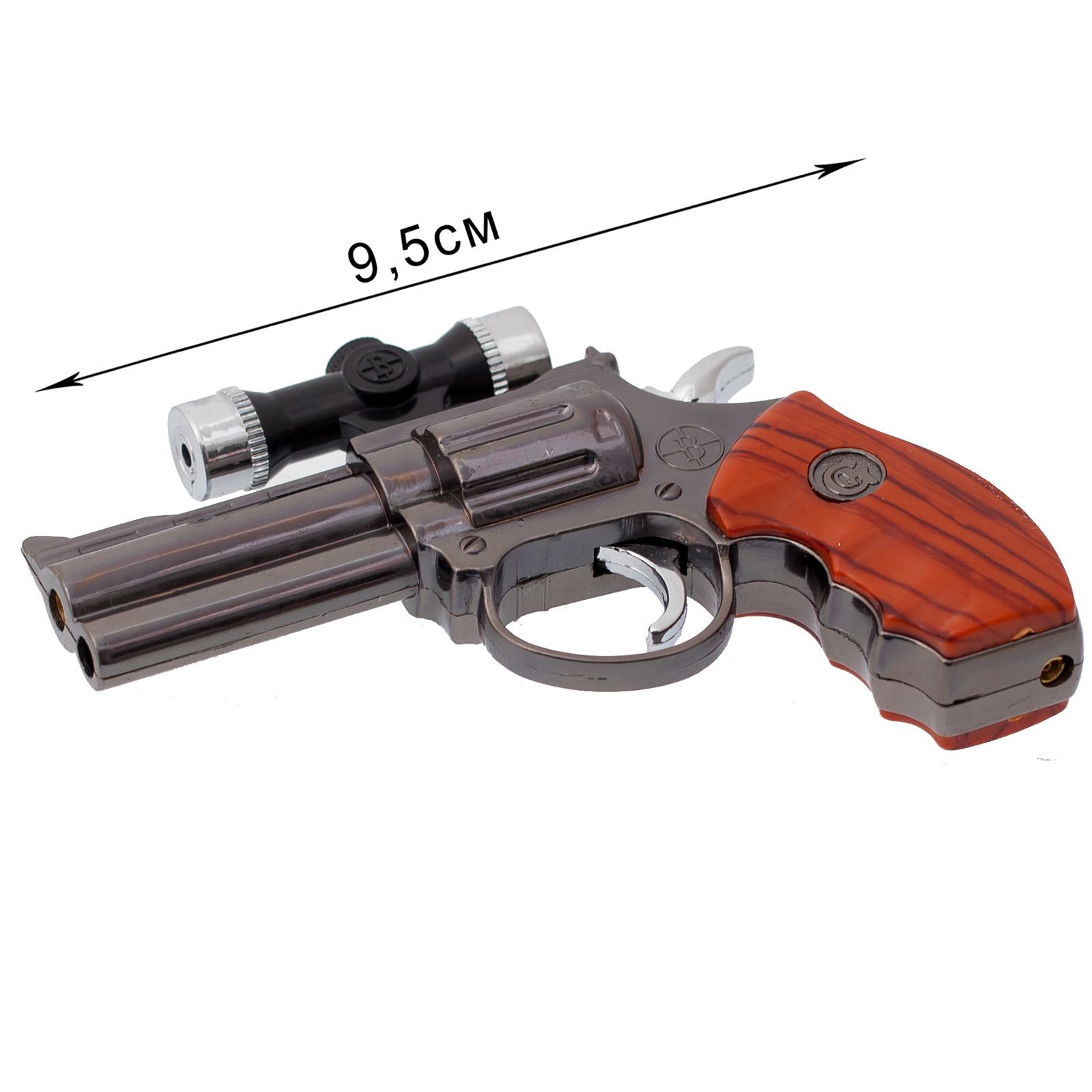Заказать сувенирный пистолет