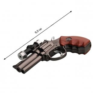 Сувенирный пистолет-зажигалка по лучшей цене
