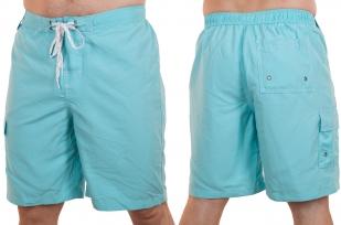 Светло-бирюзовые летние шорты от Merona™ с доставкой