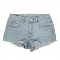Купить светлые джинсовые шортики на лето