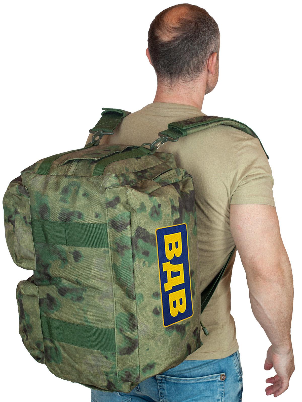 Купить сумку рюкзак ВДВ