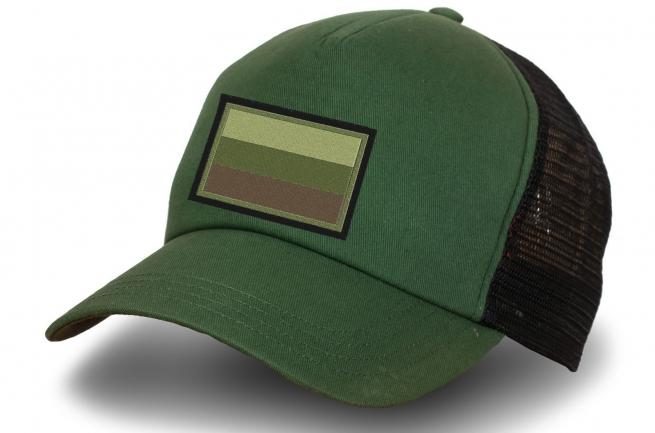 Тактическая кепка с полевым триколором