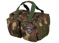Тактическая крутая сумка с нашивкой ДПС