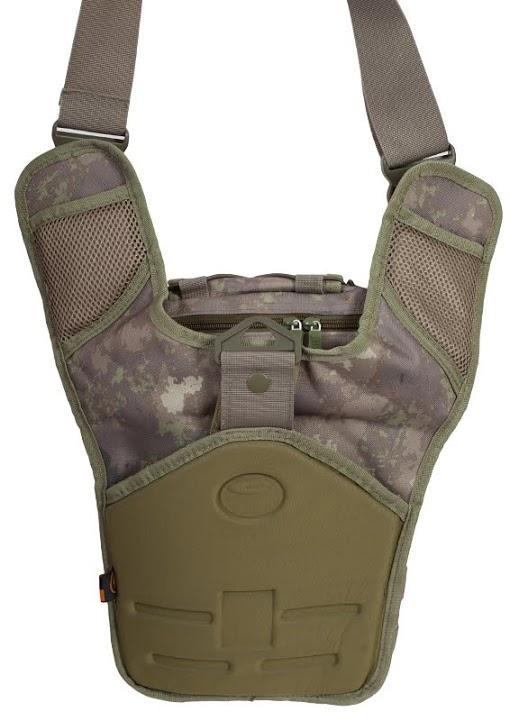 Спортивная мужская сумка через плечо