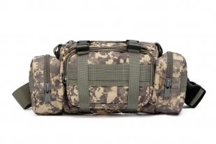 Тактическая сумка на плечо и пояс под камеру с доставкой по России
