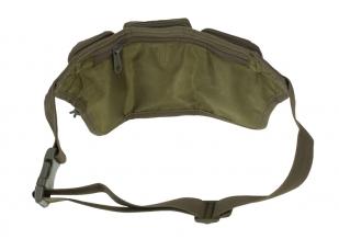 Тактическая сумка на пояс хаки-олива