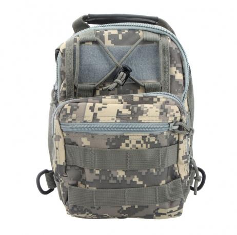 Тактическая сумка-рюкзак камуфляж ACU