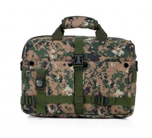 Тактическая военная сумка с компасом под ноутбук купить онлайн